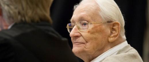 Trial Of Former Auschwitz Accountant Begins In Lueneburg